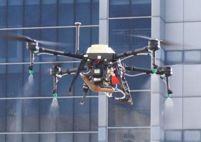 SPARROW DRON FUMIGADOR HÍBRIDO